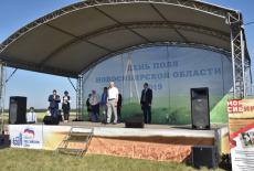 Андрей Травников: День поля-2019 демонстрирует современный уровень решения задач в аграрной сфере
