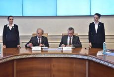 Новосибирская область подписала соглашение с Олимпийским университетом о подготовке спортивных менеджеров международного уровня