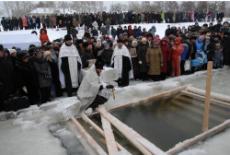 Количество купелей к православному празднику Крещения Господня в Новосибирской области с каждым годом увеличивается