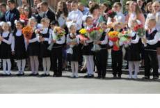 Новосибирская область полностью готова к началу записи детей в первый класс