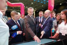 Андрей Травников: Лучшие проекты форума «Городские технологии» применимы ко всей Новосибирской области
