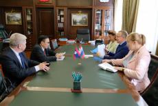 Новосибирская область укрепит сотрудничество с Южной Кореей и Лаосом