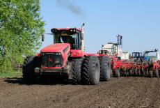 Посевная кампания-2020: аграрии Новосибирской области засеяли первый миллион гектаров