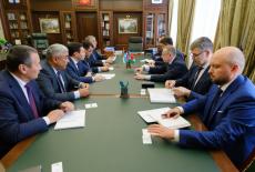 Делегация Республики Узбекистан заинтересовалась медицинским туризмом в Новосибирскую область