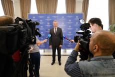Губернатор Андрей Травников подписал постановление о дополнительных мерах по защите населения от чрезвычайных ситуаций в период противодействия коронавирусу