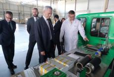 Губернатор Андрей Травников провел выездное совещание по развитию ПЛП
