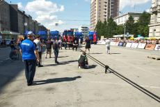 Кубок СНГ по силовому экстриму