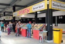 Более 150 товаропроизводителей региона смогут продавать свою продукцию на первом фермерском рынке