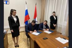 Заключено соглашение между министерством сельского хозяйства Новосибирской области и АО «Петербургский тракторный завод»