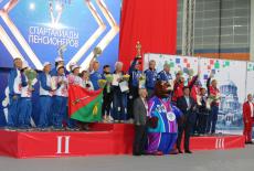 V Спартакиада пенсионеров России завершилась в Новосибирской области