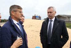 Андрей Травников: Черепановский район – перспективная площадка для реализации инвестиционных проектов