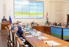 Ключевые социальные направления легли в основу проекта областного бюджета на 2019 год