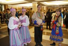 Более 600 человек приняли участие в старте Олимпиады школьников «Россия и Беларусь: историческая и духовная общность»