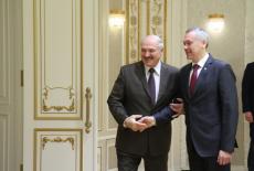 Состоялась встреча Губернатора Новосибирской области Андрея Травникова с Президентом Республики Беларусь Александром Лукашенко