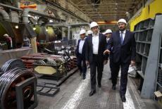 Андрей Травников: Промышленность Новосибирска будет развиваться