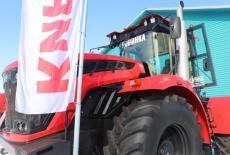 Новые модели сельхозтехники с автопилотом будут использоваться на полях Новосибирской области