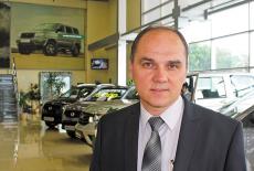 Генеральный директор ООО «УАЗ Центр» Игорь Кошкин