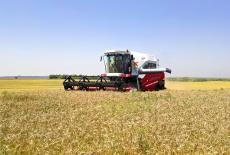 Российские производители установили новый рекорд по объему экспортных поставок сельхозтехники