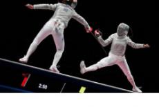 Почетный президент Олимпийского комитета России поздравил саблисток с победой
