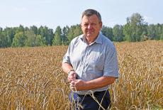 Василий Пронькин, заместитель губернатора, министр сельского хозяйства Новосибирской области