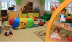Более двух тысяч дополнительных мест в детских садах будет создано в Новосибирской области