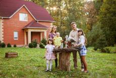 Средний размер кредита по сельской ипотеке в Новосибирской области составил 2,5 млн рублей