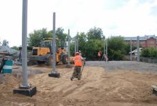 В Черепаново завершается комплексная модернизация системы теплоснабжения