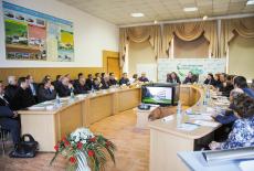 Совещание по ТОСЭР в Маслянинском районе. Фото: © Сибирский репортёр