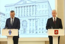 Подписано соглашение о сотрудничестве между Новосибирской областью и Москвой