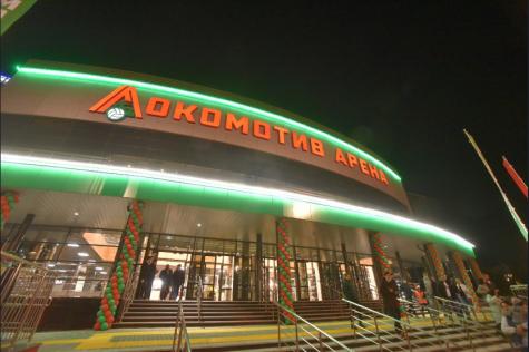 В Новосибирской области торжественно открыт крупнейший за Уралом волейбольный центр международного уровня