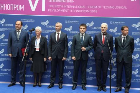 Андрей Травников: На форуме «Технопром-2018» будут представлены первые результаты работы над развитием Новосибирского научного центра