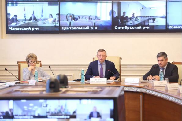 План мероприятий Десятилетия детства в Новосибирской области будет разработан с учетом мнения детей