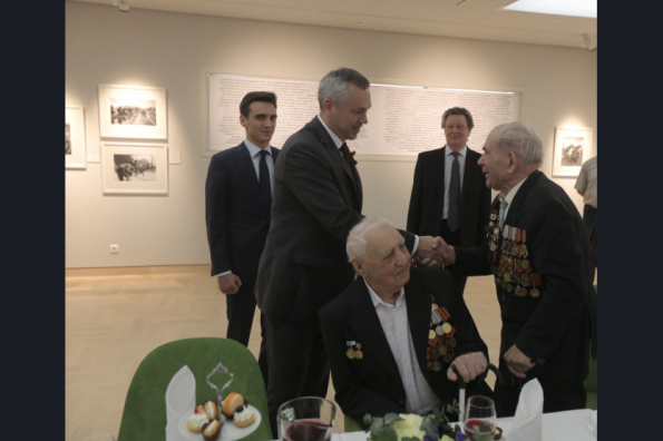 Андрей Травников возглавил попечительский совет новосибирского регионального отделения Российского военно-исторического общества