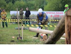 Лучшего лесного пожарного выберут в Новосибирской области
