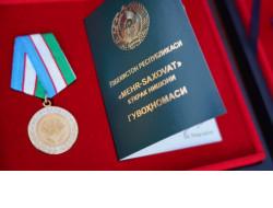 Новосибирские врачи получили награду Республики Узбекистан