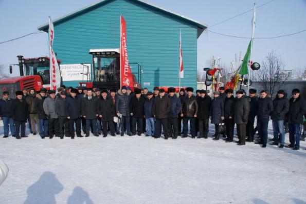 научно-практическая конференция «Система успешного ведения животноводства в Сибири».