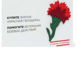Жители Новосибирской области активно участвуют в акции «Красная гвоздика»