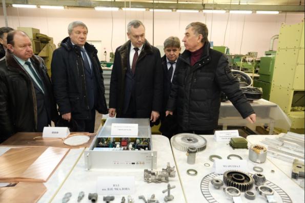 Губернатор проконтролировал ход исполнения поручений по развитию социальной сферы Бердска