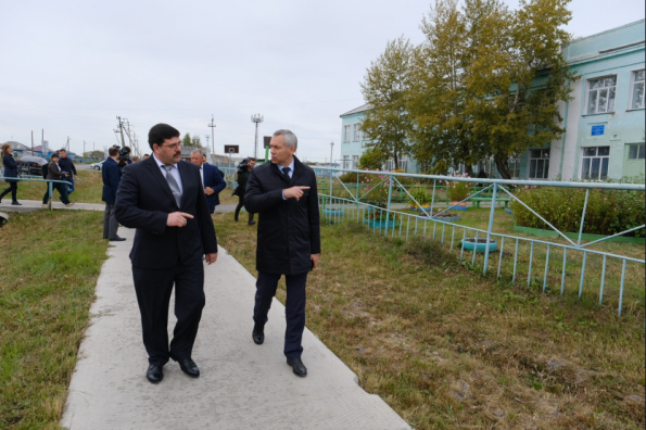 Новое здание школы №5 в Татарске начнут строить в 2021 году