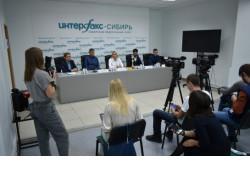 Представлена программа Всероссийского дня бега «Кросс нации» в Новосибирской области