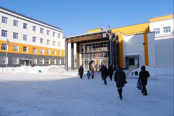 Новый масштабный образовательный комплекс создан в Новосибирске на областные средства по нацпроекту