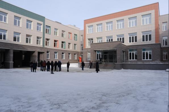 Более тысячи учеников в ближайшее время примет новый уникальный лицей в р.п. Кольцово