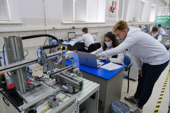 В Новосибирской области проходит серия мероприятий в рамках Национального чемпионата «Молодые профессионалы» (WorldSkills Russia)