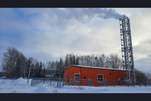 В регионе завершен третий масштабный проект комплексной модернизации систем теплоснабжения с участием федеральных средств