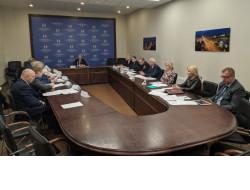Замгубернатора Вячеслав Ярманов провел заседание чрезвычайной противоэпизоотической комиссии Новосибирской области
