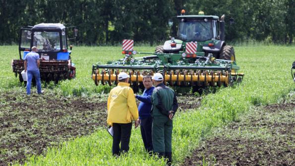 Из-за коронавируса краевые власти решили отменить День сибирского поля