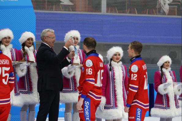 Новосибирские спортсмены выиграли первое золото Зимней универсиады-2019