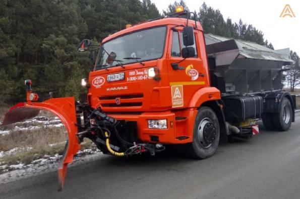Дорожные организации приступили к зимнему содержанию автомобильных дорог