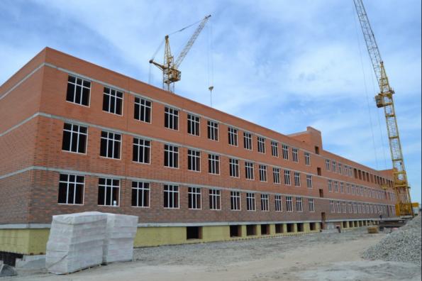 Новая школа на 750 мест будет построена в Болотном в рамках областной госпрограммы