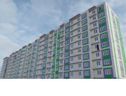 Многоквартирные дома в ЖК «Новомарусино» будут достроены под контролем регионального минстроя